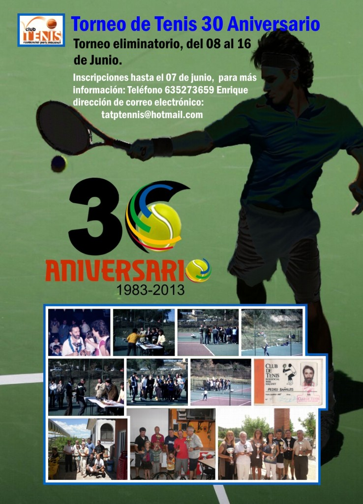 Torneo 30 aniversario