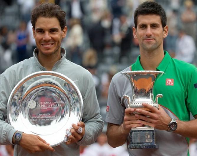 Rafael-Nadal-and-Novak-Djokovic--Rome-Masters-2014-img19966_668